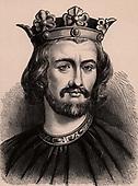 Britain, UK, John, King of England, 1167-1216 AD