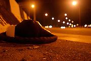 Sao Paulo_SP, Brasil...Volante de um carro em uma rodovia em Sao Paulo...A steering wheel on the highway in Sao Paulo...Foto: LEO DRUMOND / NITRO