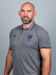 John Muldoon - Mandatory by-line: Robbie Stephenson/JMP - 01/08/2019 - RUGBY - Clifton Rugby Club - Bristol, England - Bristol Bears Headshots 2019/20