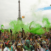 #Color_Run Paris #2014