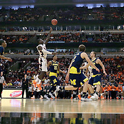 Illinois Basketball vs. Michigan (Big Ten Tournament) - 03.12.2015