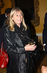 MRS JOHN HESKETH at a private view of jewellery designed and made by Luis Miguel Howard held at 30 Pavillion Road, London on 27th October 2004.<br />