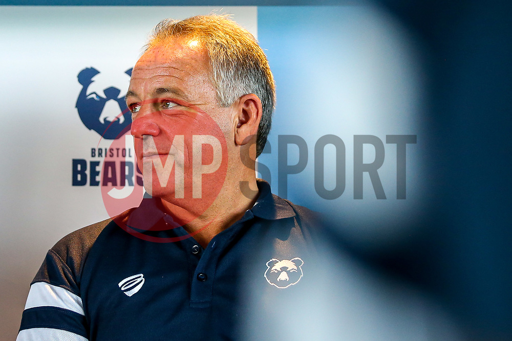 Bristol Bears Chief Operating Officer Mark Tainton at the launch of the 2018/19 Gallagher Premiership Rugby Season Fixtures - Mandatory by-line: Robbie Stephenson/JMP - 06/07/2018 - RUGBY - BT Tower - London, England - Gallagher Premiership Rugby Fixture Launch