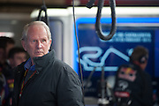 February 19-22, 2015: Formula 1 Pre-season testing Barcelona : Helmut Marko