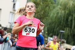 Marusa Mlakar competes during 3. Konjiski maraton / 3rd Marathon of Slovenske Konjice, on September 27, 2015 in Slovenske Konjice, Slovenia. Photo by Urban Urbanc / Sportida