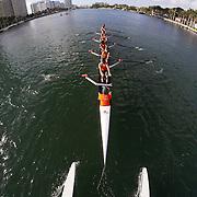 Hurricanes Rowing
