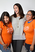 Mentor Brittany, Mentees Yerdicel, Evelyn