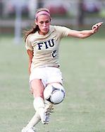 FIU Women's Soccer Vs. Jacksonville Dolphins 2012