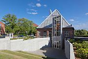 Counceling Center (Hejmdal) Danish Cancer Society, Aarhus, Denmark. Architect: Gehry Partners, LLP