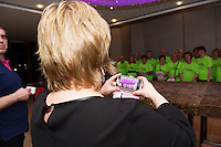 Galway Parkinson assoc. who were the special guest performers   at Choir Factor in the Radisson Blu.<br /> Choir Factor is a fundraiser for The Sccul Sanctuary, Therapeutic Support Centre in Kilcornan Clarenbrdge.<br /> <br />  Photo:Andrew Downes, xposure.