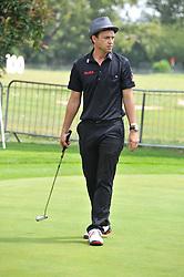 DOUGRAY SCOTT at the Leuka Mini Masters Golf at Dukes Meadows, Chiswick, London on 15th July 2011.