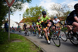 Roxane Knetemann (NED) at ASDA Tour de Yorkshire Women's Race 2018 - Stage 1, a 132.5 km road race from Beverley to Doncaster on May 3, 2018. Photo by Sean Robinson/Velofocus.com