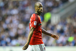 Sone Aluko of Fulham - Mandatory by-line: Jason Brown/JMP - 16/05/2017 - FOOTBALL - Madejski Stadium - Reading, England - Reading v Fulham - Sky Bet Championship Play-off Semi-Final 2nd Leg