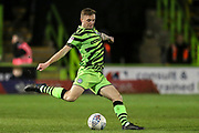 Forest Green Rovers Carl Winchester(7) during the EFL Sky Bet League 2 match between Forest Green Rovers and Carlisle United at the New Lawn, Forest Green, United Kingdom on 28 January 2020.