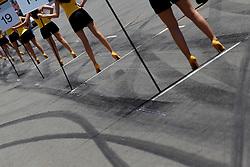 FORMEL 1: GP der Tuerkei, Istanbul, 08.05.2011<br /> Illustration, grid girls<br /> © pixathlon