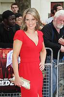 Charlotte Hawkins, Red 2 European Film Premiere, Empire cinema Leicester Square, London UK, 22 July 2013, (Photo by Richard Goldschmidt)