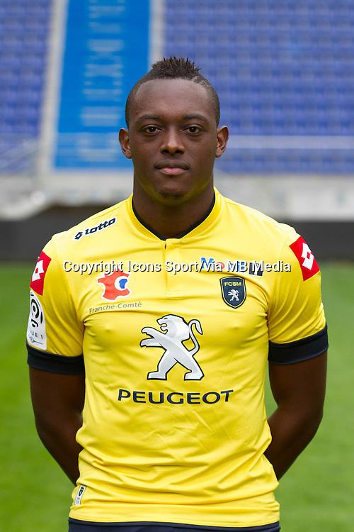 Jerome Roussillon - 19.09.2013 - Photo officielle - Sochaux - Ligue 1<br /> Photo : Steeve Constanty / Icon Sport