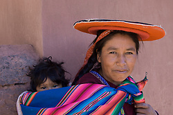 Raqchi (near Cuzco), Peru, South America.  MR