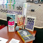 NLD/Den Haag/20180117 - Aftrap Lees met andermans ogen, diverse boeken