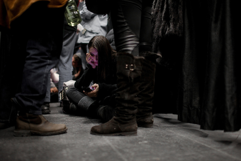 Sundance 2012, volunteers