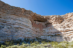 Montezuma Castle National Monument, Camp Verde, Arizona, United States of America