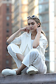 Gigi Hadid New York Maybelline Photo Shoot