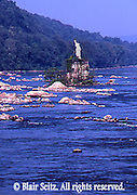 PA Landscapes, Statue of Liberty Replica, Personal Project, Susquehanna River, Dauphin Narrows, Harrisburg, PA