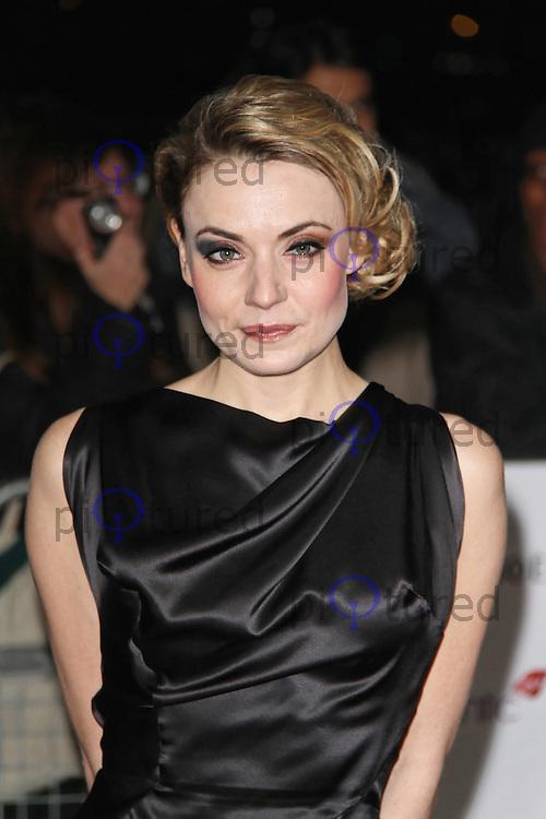 LONDON - JANUARY 19:  Christine Bottomley attends the 'London Film Critics' Circle Awards' at the BFI Southbank, London, UK on January 19, 2012. (Photo by Richard Goldschmidt)