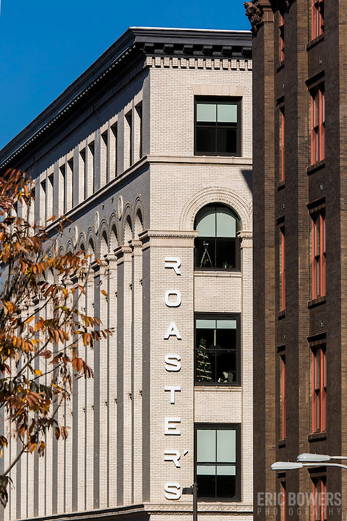 Roaster's Block KC redevelopment of Folger's Coffee Plant