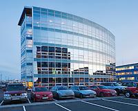 Hús atvinnulífsins að Borgartúni 35 / Office building at Borgartun 35, Reykjavik.