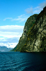 Norway: Fjords near Bergen, Sognefjord.  Photo: eurail102.Photo copyright Lee Foster, 510/549-2202, lee@fostertravel.com, www.fostertravel.com