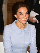 Her Royal Highness The Duchess of Cambridge visit to the Netherlands <br /> <br /> The Duchess will attend the British Ambassador's Residence in The Hague, where Her Royal Highness has convened a roundtable discussion on the themes of addiction, intervention, family and mental health.