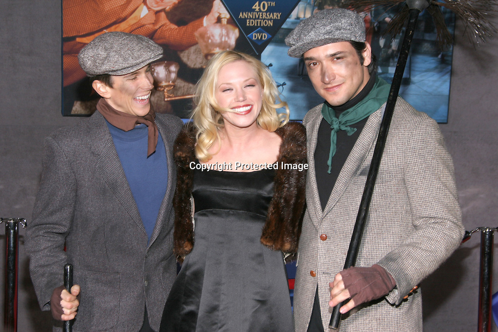 chimney sweeps &amp; Adrienne Frantz<br />