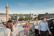 Empfang der Stadt Darmstadt
