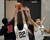 Hope Christian vs Potales Boys Basketball