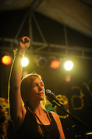 Nahko & Medicine for the People, Antida Earth Day, Bali, Indonesia, 21/4/2012.