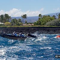Great Waikoloa Canoe Race 2012