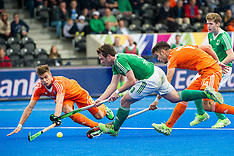 M - Ireland v The Netherlands