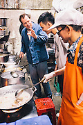 Khao gaeng (curry shop), Nakhon Si Thammarat