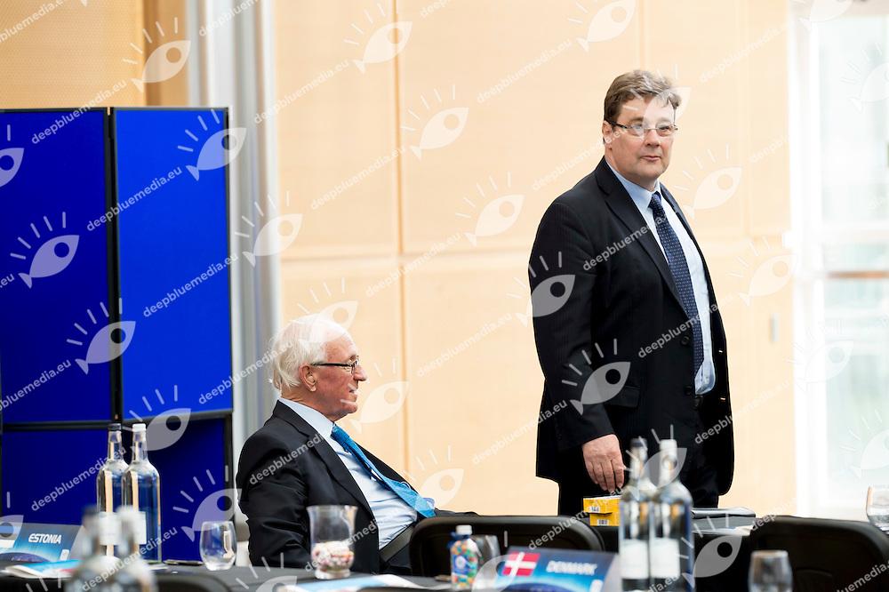 LEN 2016 Extraordinary Congress<br /> London, East Winter Garden, Canary Wharf<br /> Day 0 08-05-2016<br /> Photo Giorgio Scala/Deepbluemedia/Insidefoto