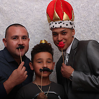 Jalyn's Sweet Sixteen Photo Booth