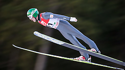 19.12.2014, Nordische Arena, Ramsau, AUT, FIS Nordische Kombination Weltcup, Skisprung, PCR, im Bild Philipp Orter (AUT) // during Ski Jumping of FIS Nordic Combined World Cup, at the Nordic Arena in Ramsau, Austria on 2014/12/19. EXPA Pictures © 2014, EXPA/ JFK