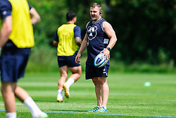 Conor McPhillips in action during week 1 of Bristol Bears pre-season training ahead of the 19/20 Gallagher Premiership season - Rogan/JMP - 03/07/2019 - RUGBY UNION - Clifton Rugby Club - Bristol, England.