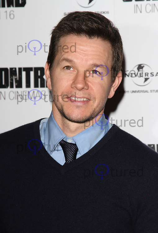 London - Mark Wahlberg at a photocall for his new movie 'Contraband' at Claridges Hotel, London - February 23rd 2012....Photo by Jill Mayhew