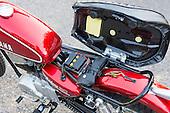 Yamaha GT80 1974 restoration