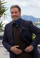 John Travolta at the Rendevous with John Travolta photo call at the 71st Cannes Film Festival, Tuesday 15th May 2018, Cannes, France. Photo credit: Doreen Kennedy