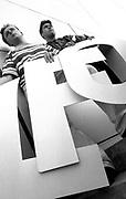 LFO, Electronic dance music act, Shefield, 26.06.1991