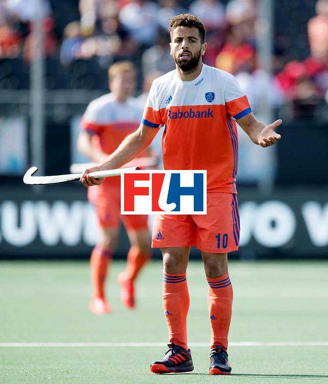 BREDA - Rabobank Hockey Champions Trophy<br /> The Netherlands - Argentina<br /> Photo: Valentin Verga.<br /> COPYRIGHT WORLDSPORTPICS FRANK UIJLENBROEK