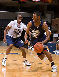WF Shawn Williams (Duncanville, TX / Duncanville).  The NBA Player's Association held their annual Top 100 basketball camp at the John Paul Jones Arena on the Grounds of the University of Virginia in Charlottesville, VA on June 20, 2008