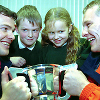 Highland Spring...22.4.99.<br />